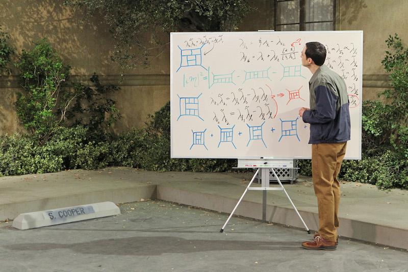 "Prendre des risques ""The Big Bang Theory"""