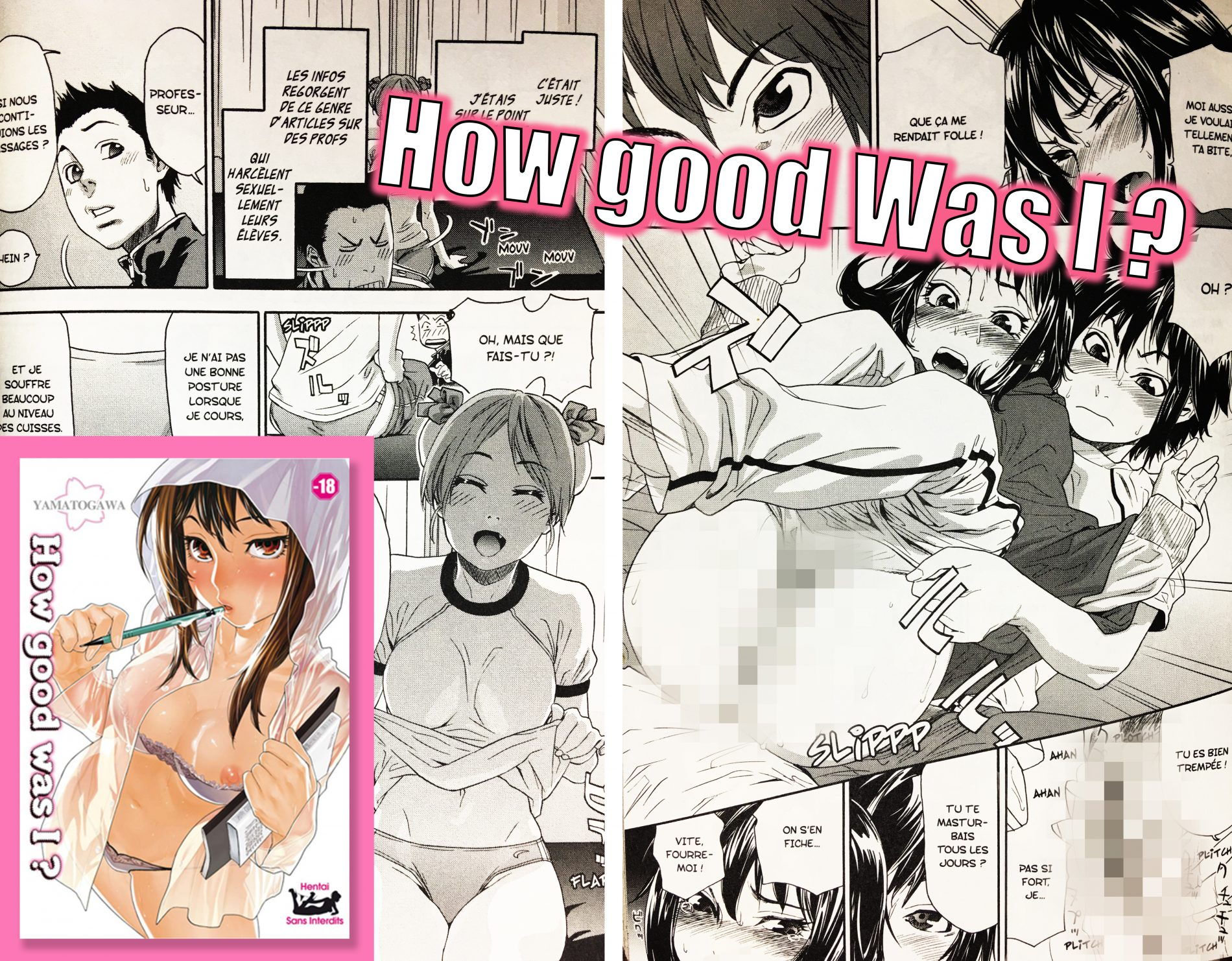 "Hentai ""How good was i ?"" de YAMATOGAWA"