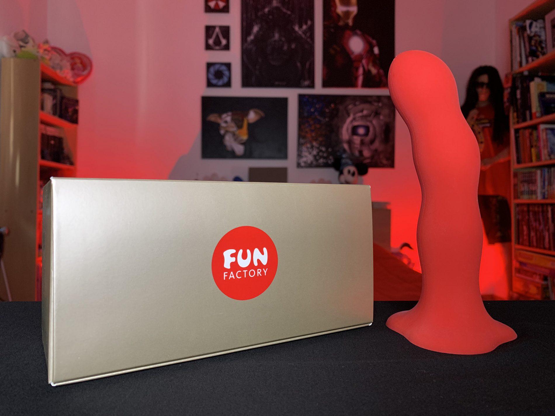Dildo BOUNCER de Fun Factory