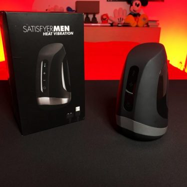 Satisfyer men heat vibration, le test !